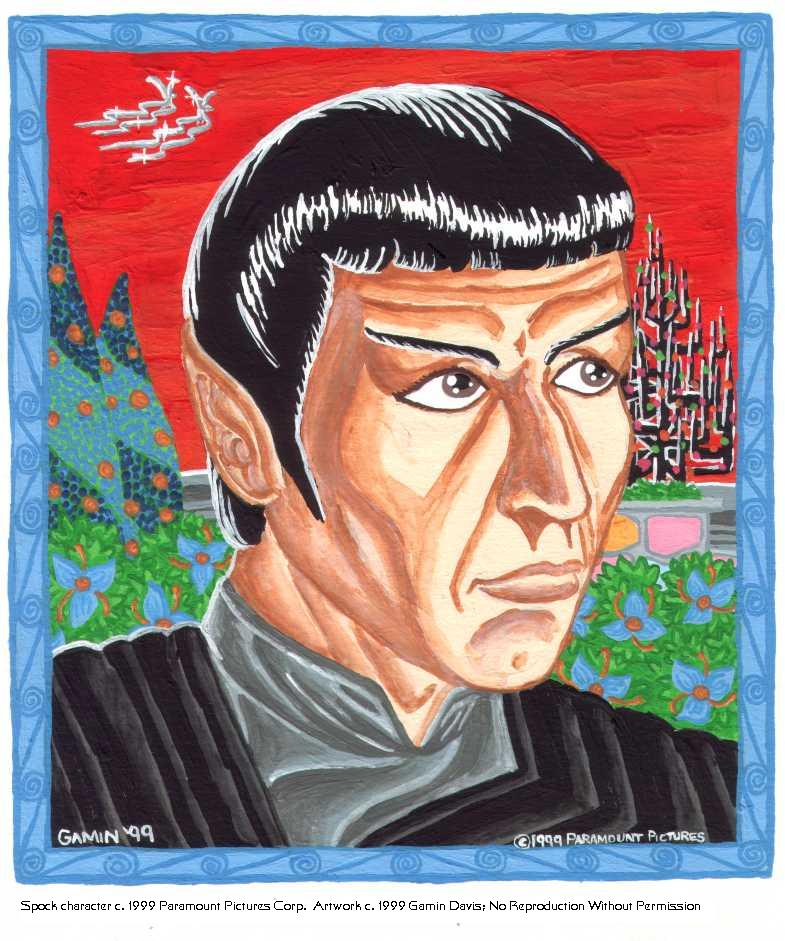 Spock christine chapel fanfiction sex